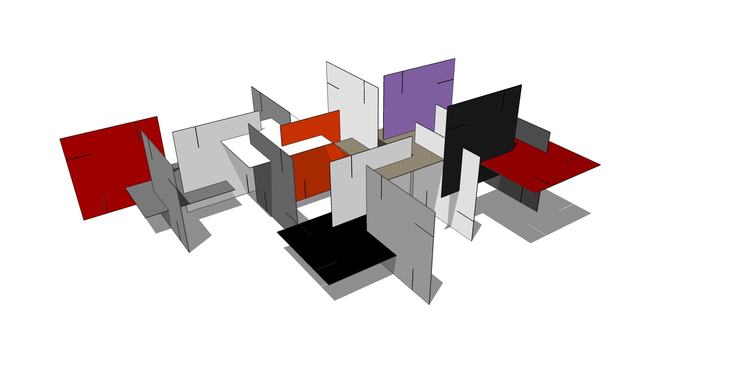 composizione cartoni